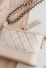 Layered Strap Bag