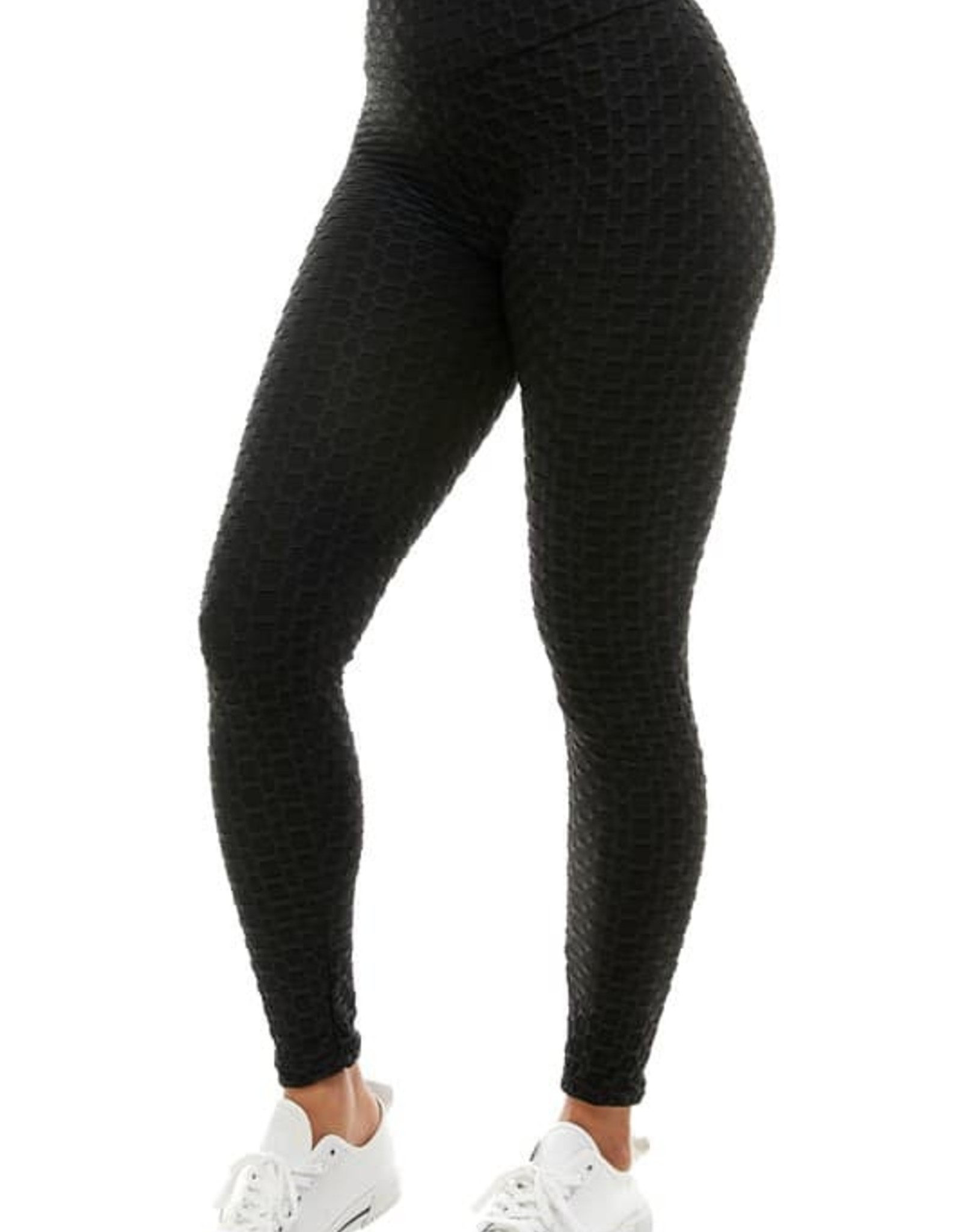 Honeycomb Booty Scrunch Leggings