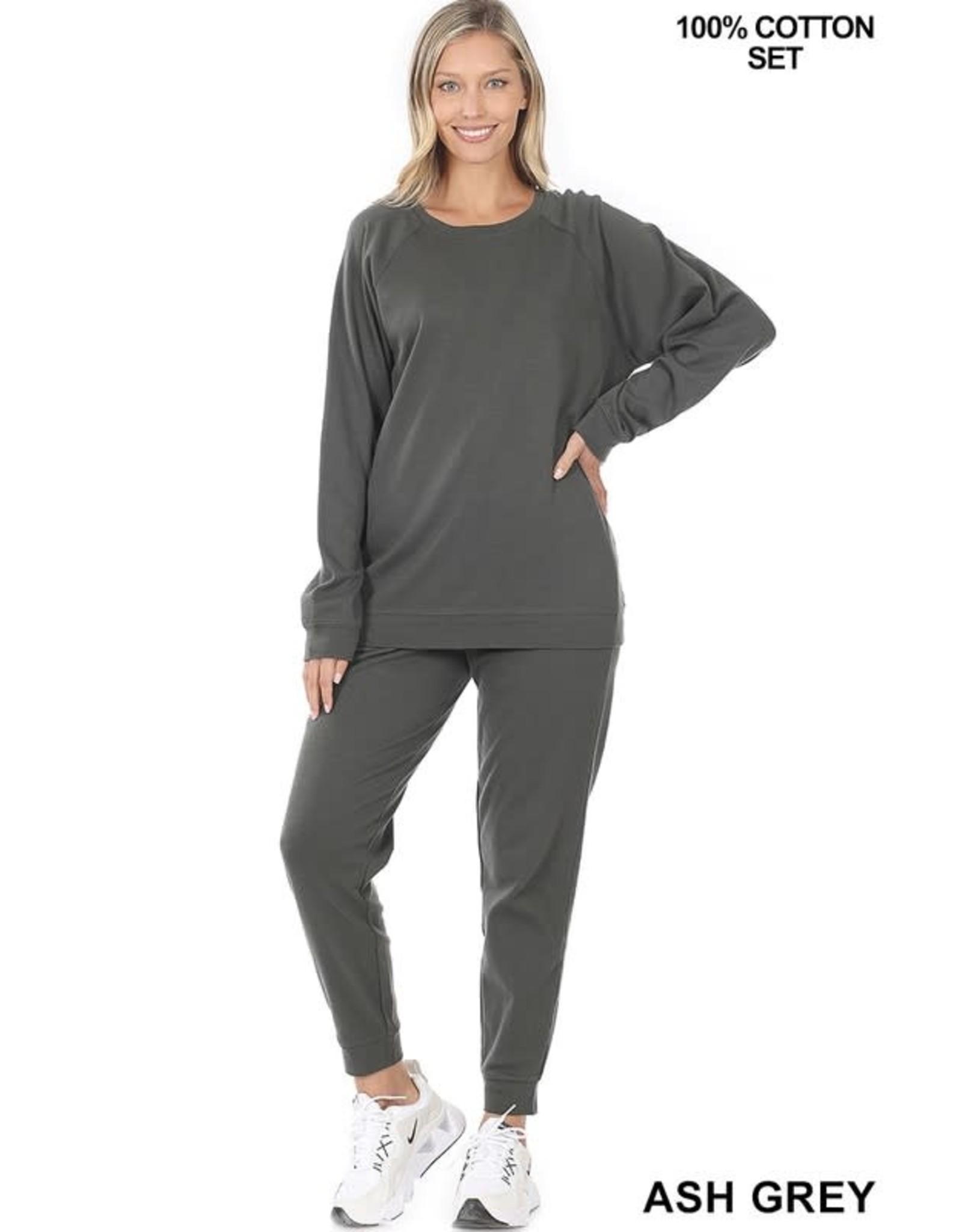 Sweater & Jogger Set