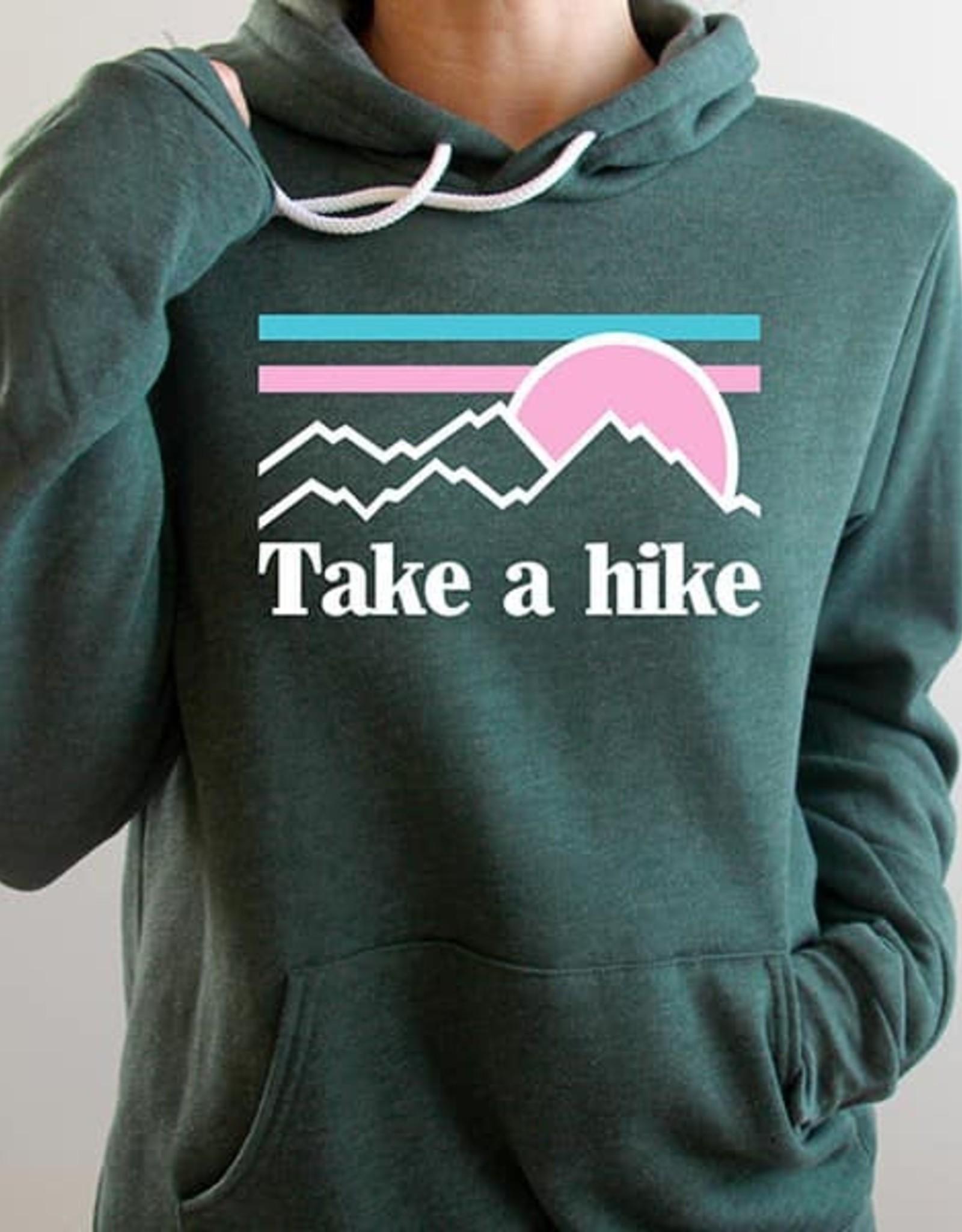 Take a Hike Hoodie