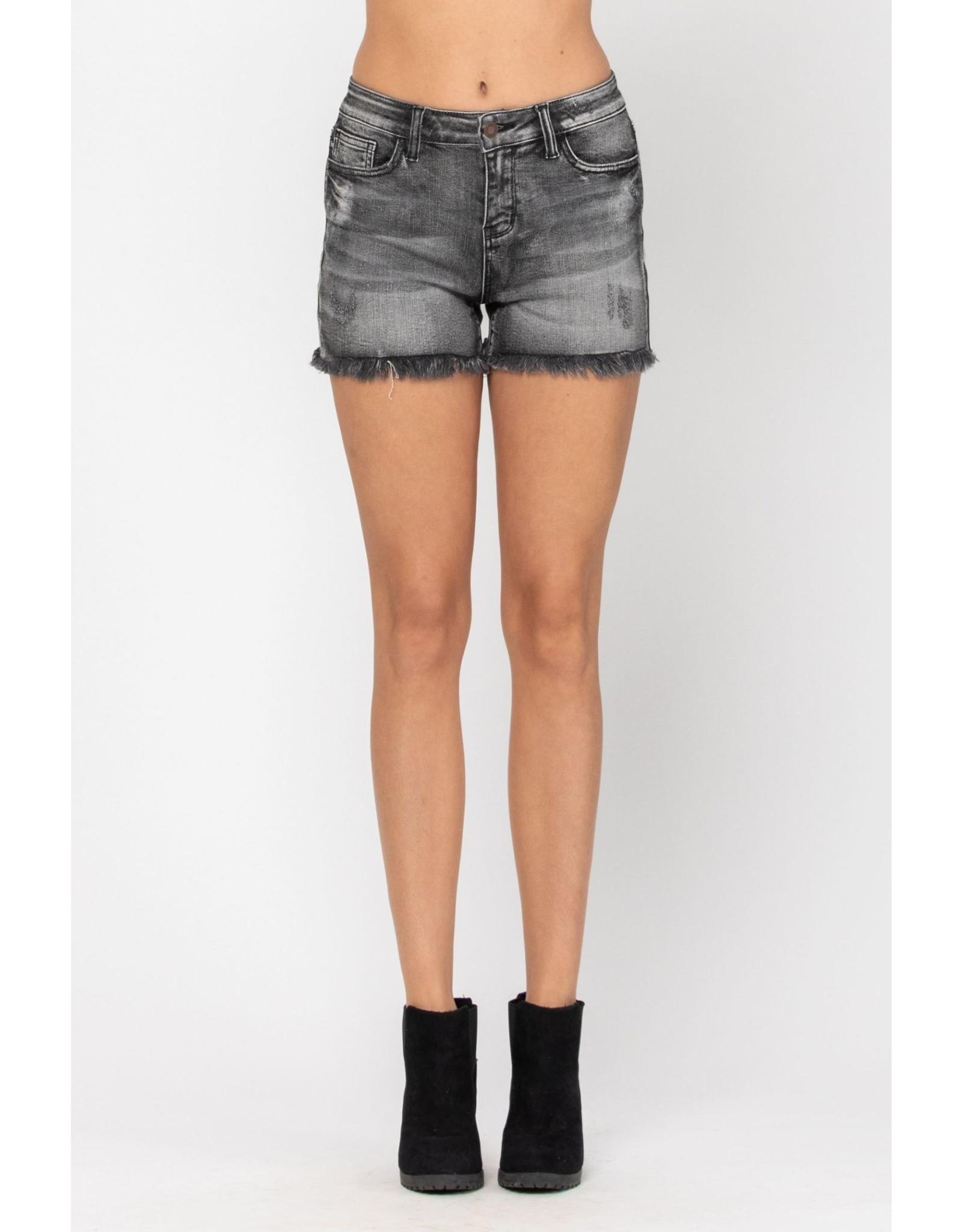 Blaire Fray Hem Shorts