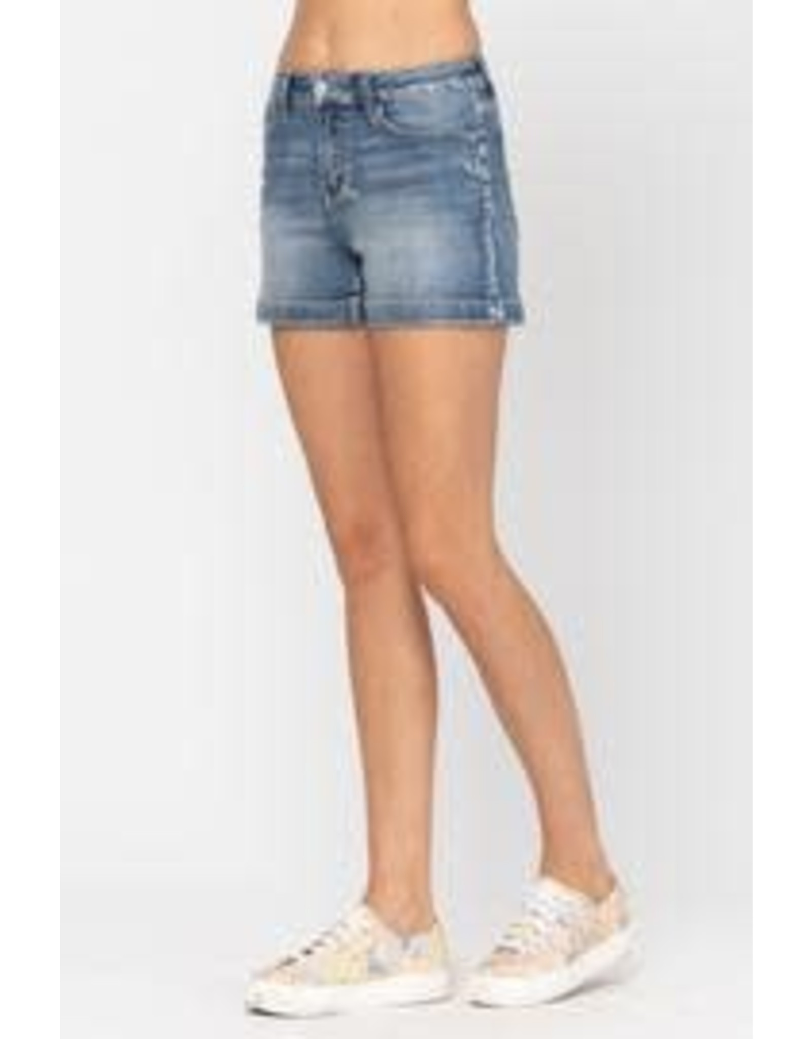 Jazzy High Waisted Shorts