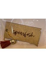 Spearfish, SD Keychain