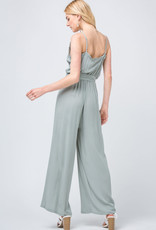 Button-up Jumpsuit