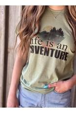 Life is an Adventure Tee