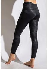 Camo Chintz Printed Leggings