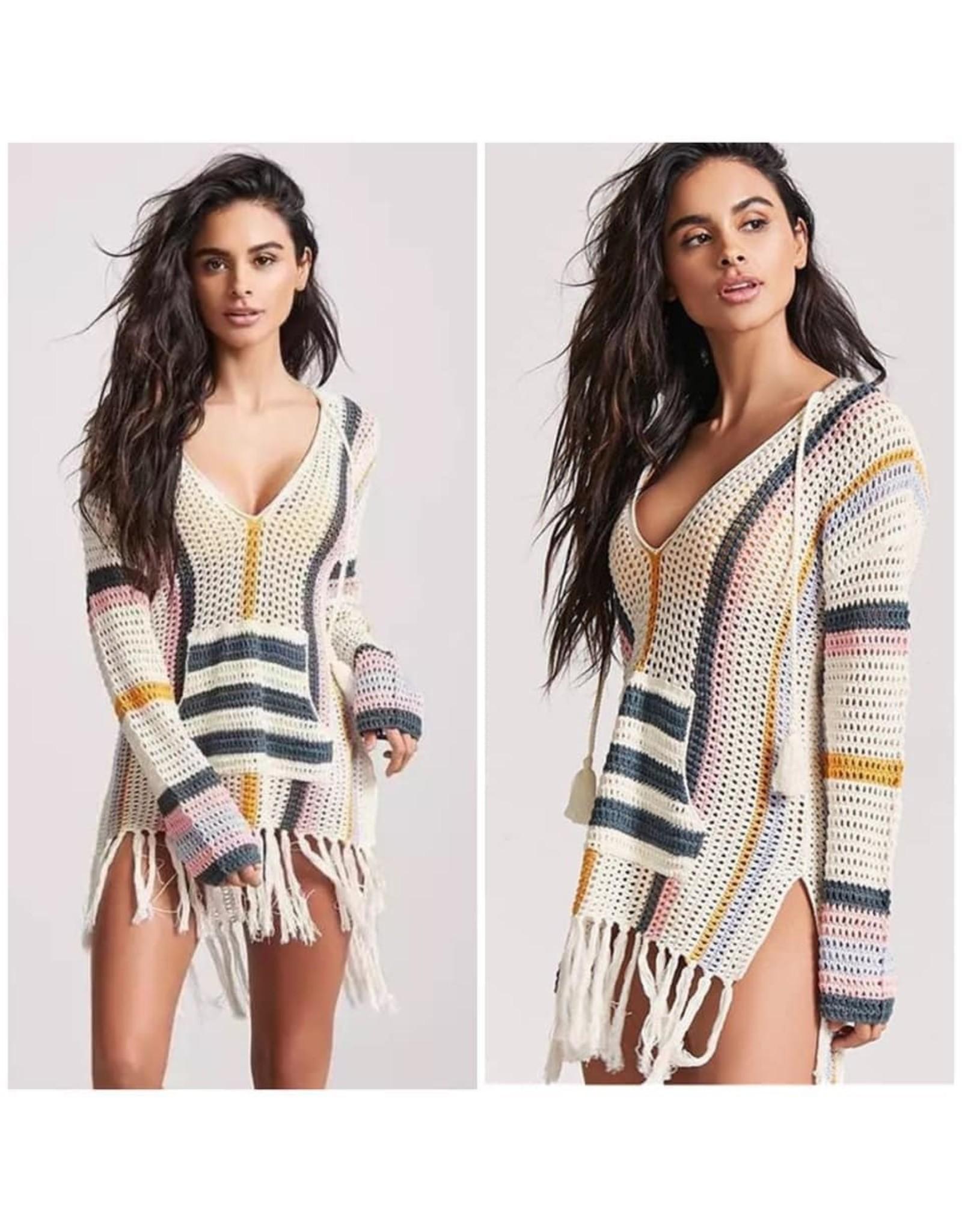 Evette Crochet Coverup