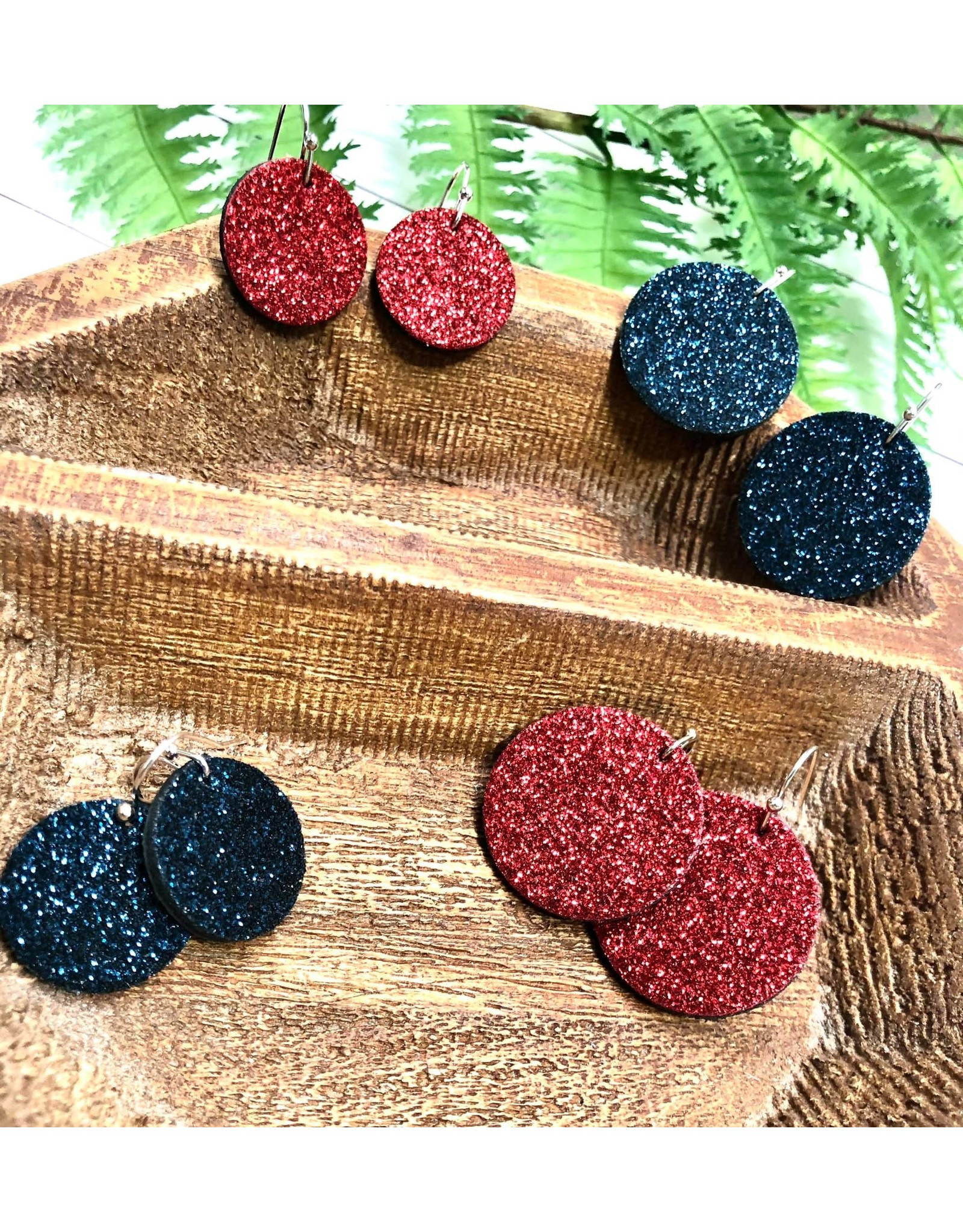 Round Glitter Tiny