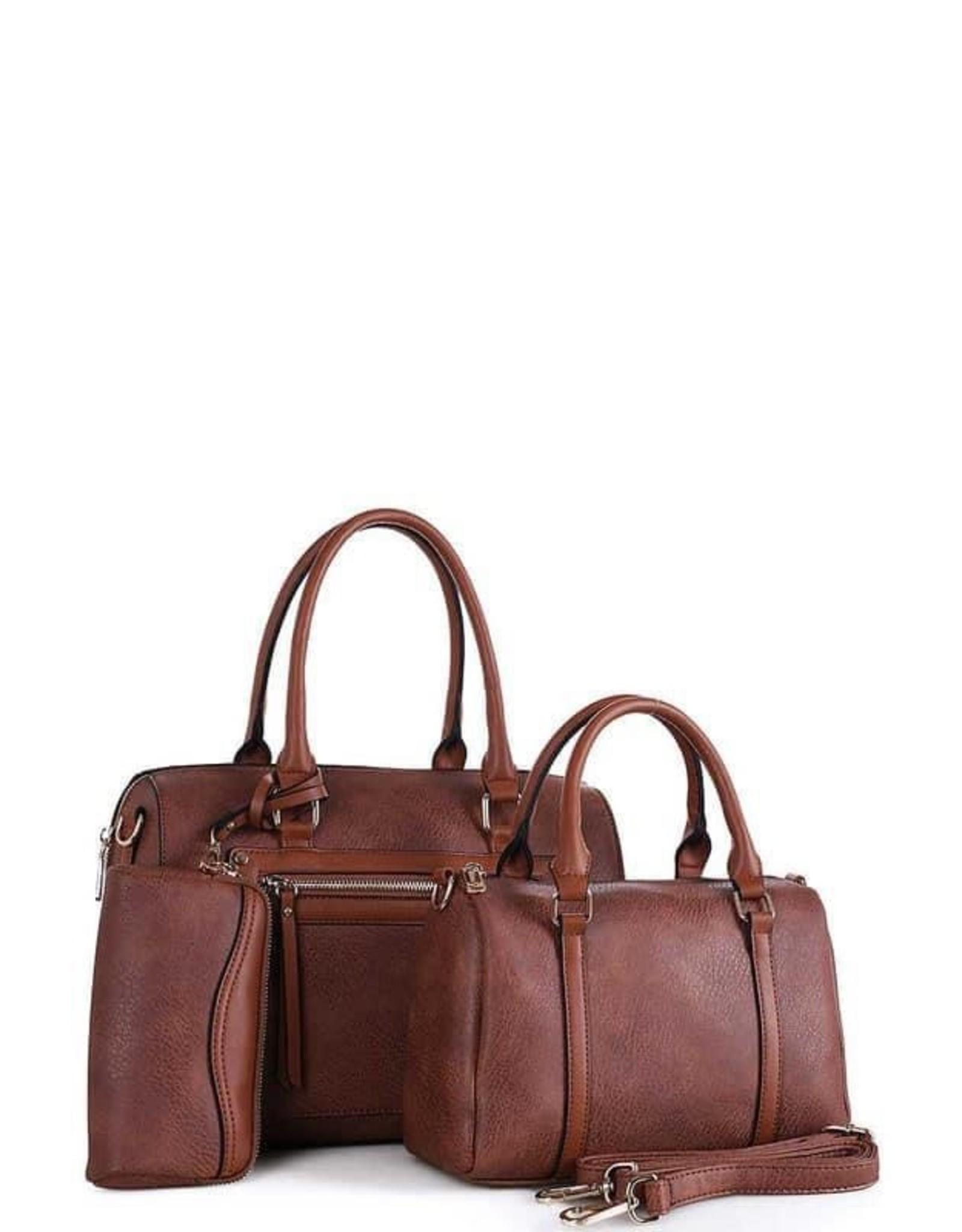3-in-1 Boston Bag Set