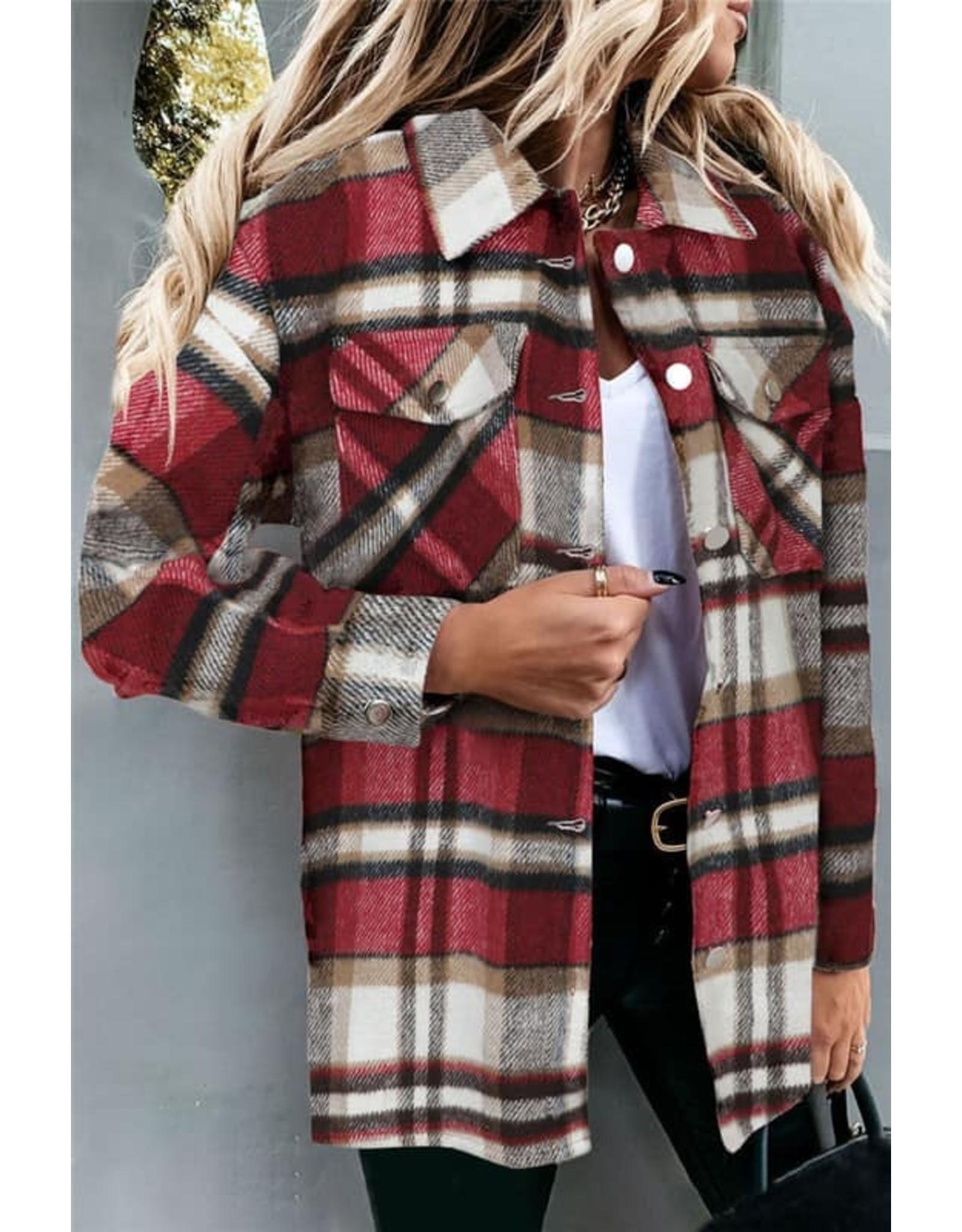 Flannel Shacket