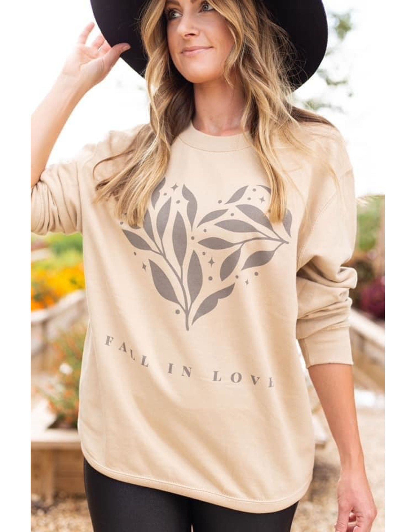 Fall in Love Sweater