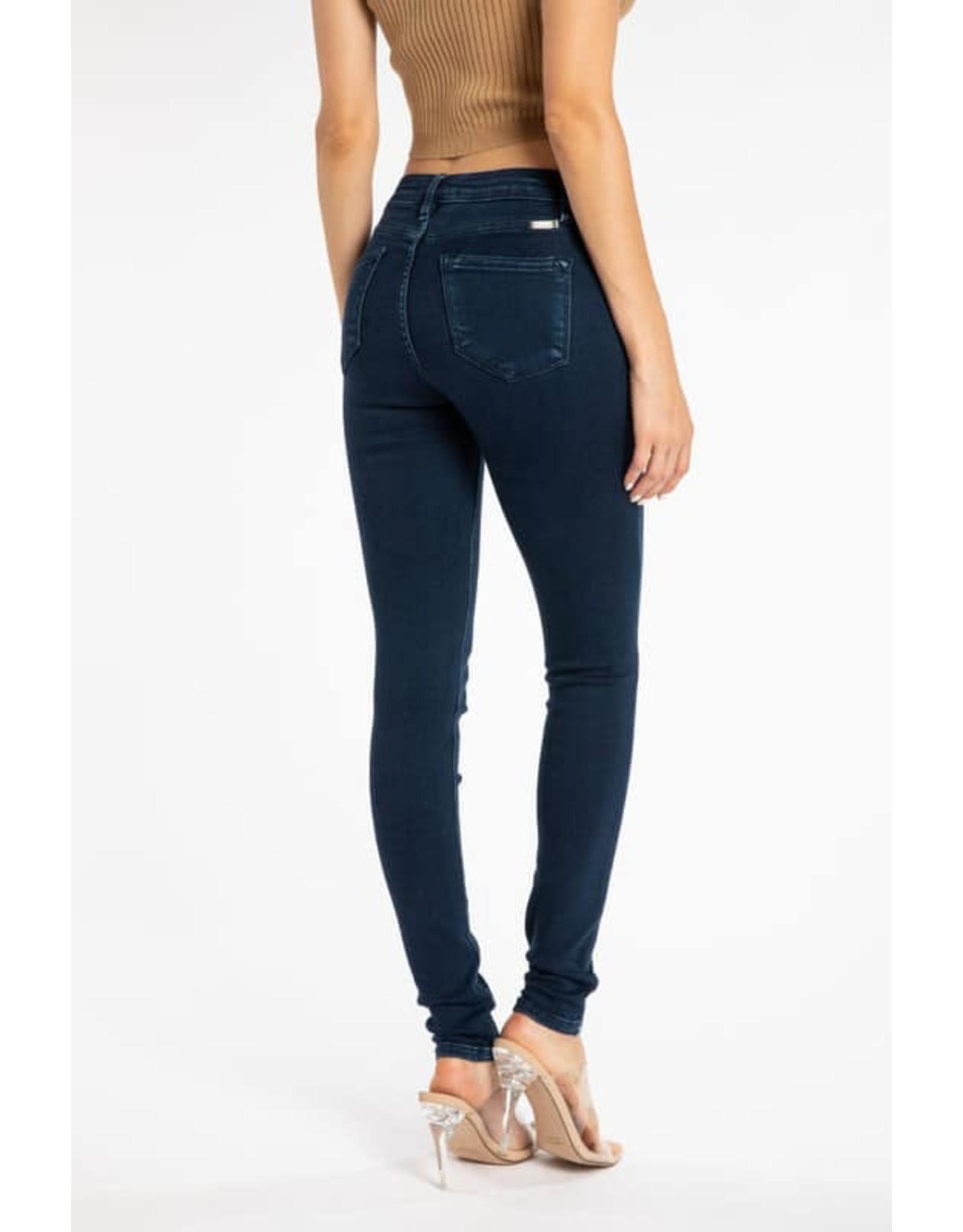 Gemini Mid-Rise KanCan Jeans