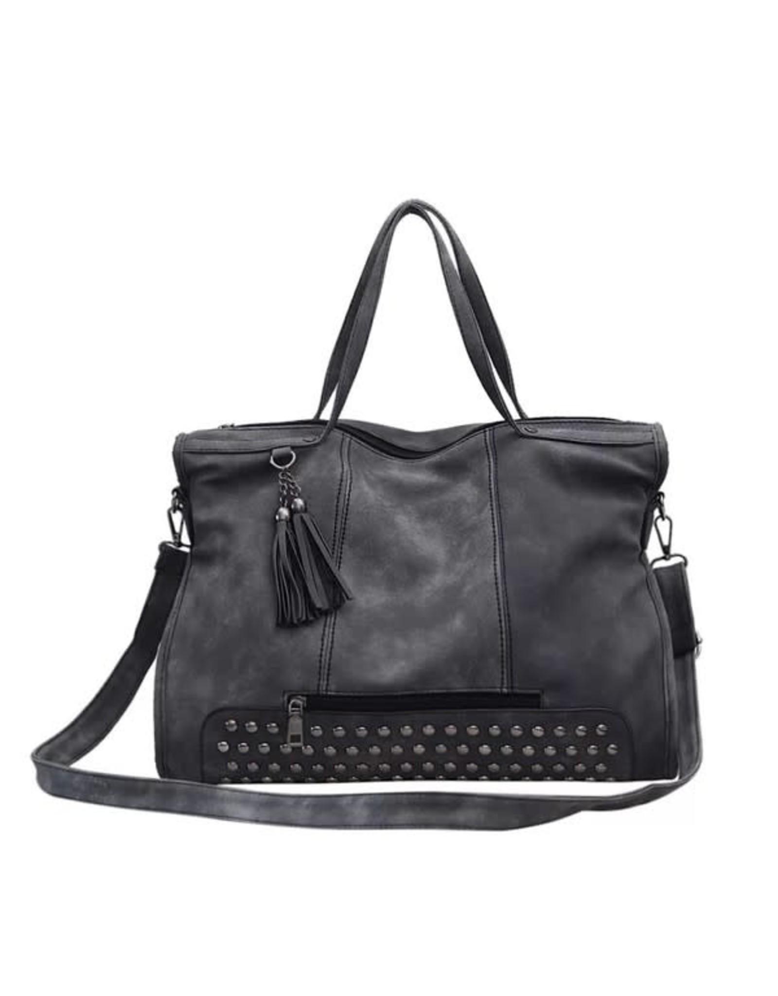 Rivet Handbag