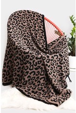 Leopard Patterned Blanket