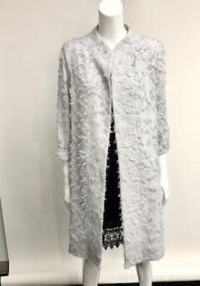 IC 3397 IC FEATHERED COAT