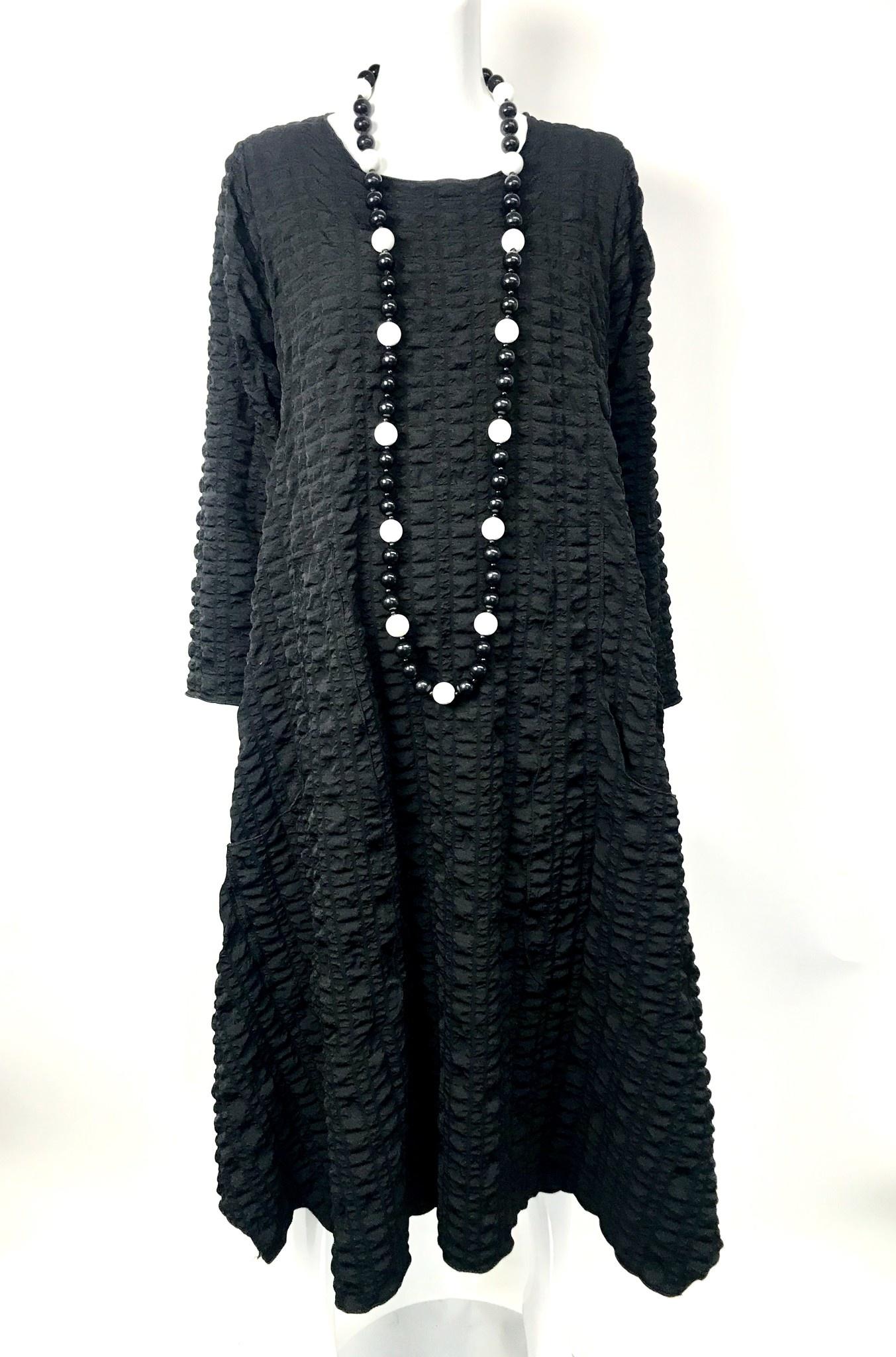 HEYDARI 7091 HEYDARI CRINKLE LONG DRESS