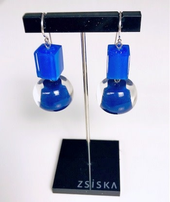 zsiska 4010521 ZSISKA COMBO COLORFUL BEADS EARRINGS
