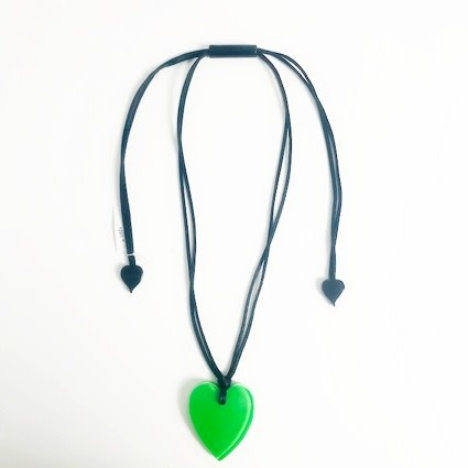 zsiska 5060204 ZSISKA SMALL HEART 9113/GREEN