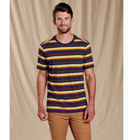 Toad & Co Men's Grom Hemp SS Tee