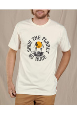 Toad & Co Save the Planet Go Nude Tee