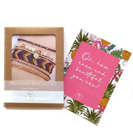 Lenny & Eva Friendship Bracelet Kit