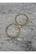 gemelli Monica Hoop Earring