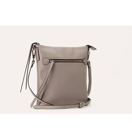 Pebble Crossbody Grey