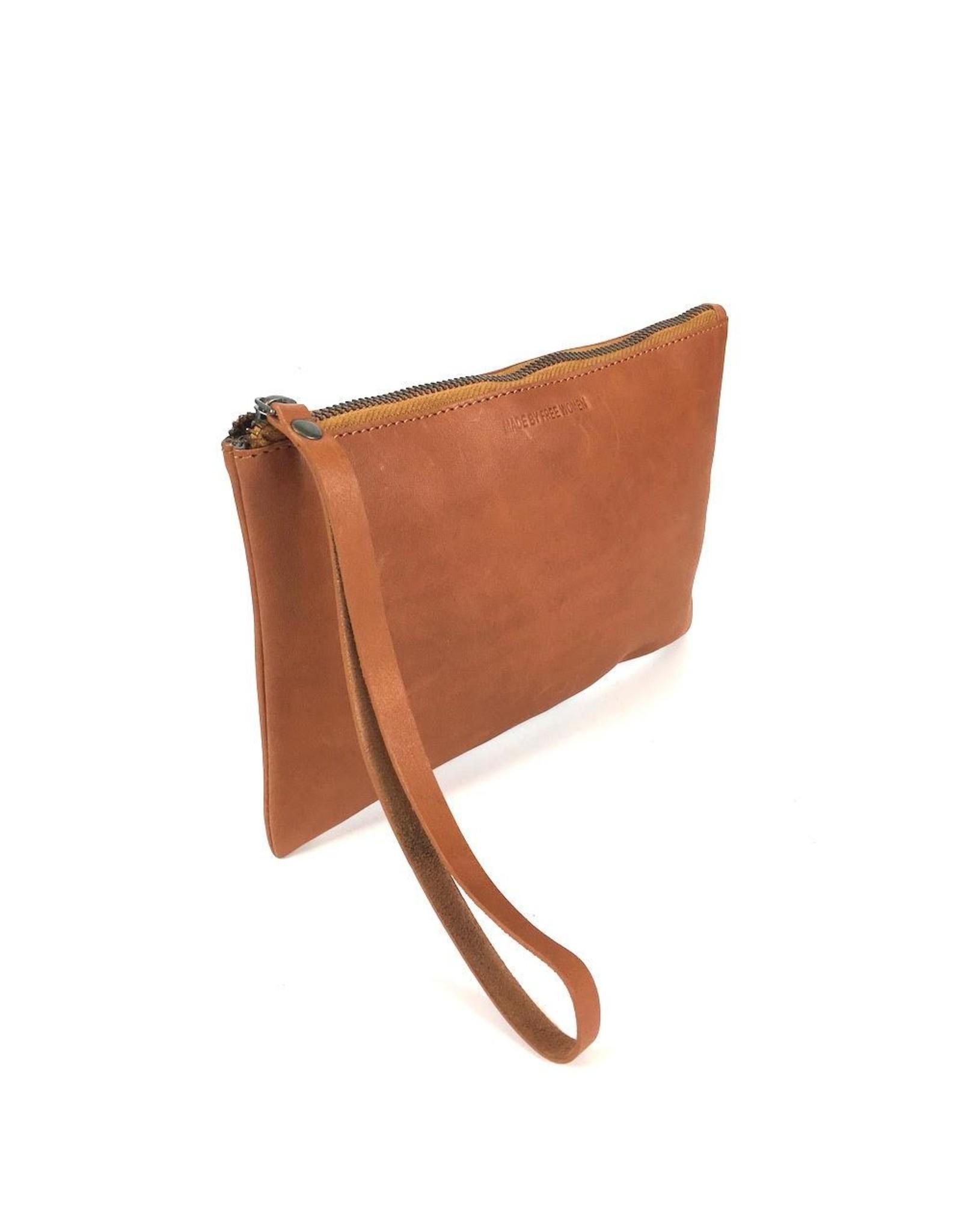 Causegear Leather Clutch