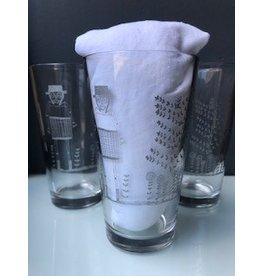 Visibility Arts Pint Glass