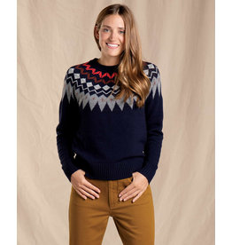 Toad&Co W's Cazadero Crew Sweater
