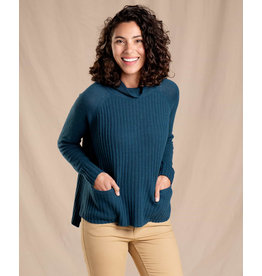 Toad&Co Clementine Mock Neck Sweater