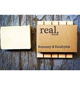 Real Soaps Rosemary Eucalyptus Soap