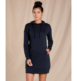 Toad&Co Follow Through Hooded Dress
