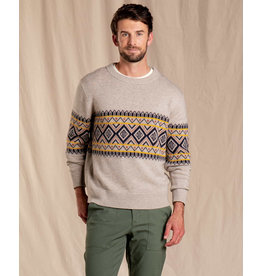 Toad&Co M's Cazadero Crew Sweater
