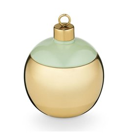 Pomander Pine Metal Ornament Candle