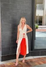 Alexis Ilan Ivory Dress