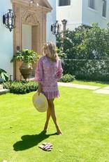 Alexis Alexis Malicha Dress Lilac Macrame