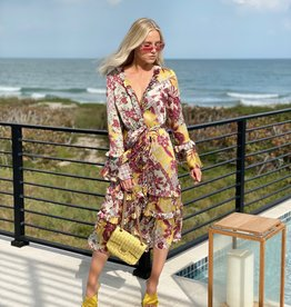 Alexis Wiera Wrap Dress