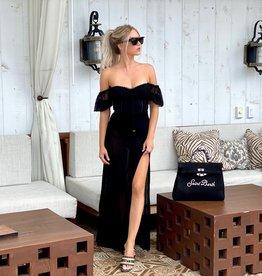 Devon Windsor Isabelle Skirt Black