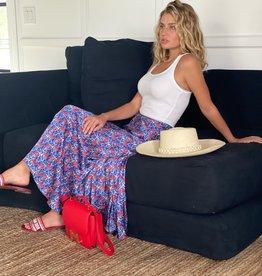 Alexis Alexis Serodie Skirt Azure Lillies
