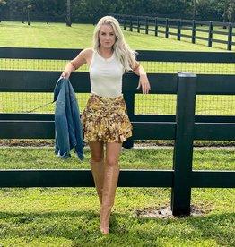 Love Shack Fancy Moe Skirt