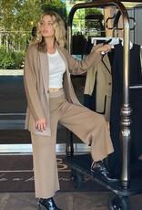 Alexis Lenora Sweater Brown