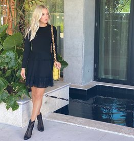 Alexis Iris Dress Black