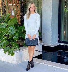 Alexis Iris Dress White