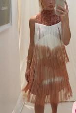 Alexis Mayla Short Dress Blush
