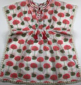 ALMIRAH Tia Dress Lotus