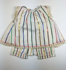 ALMIRAH Dee Dress Rainbow