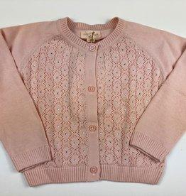 TUTU DU MONDE Crystal Cardigan Pink