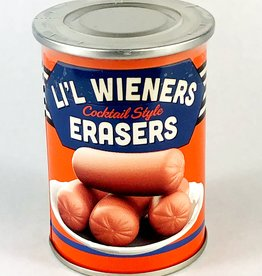 Fred & Friends UNCANNY - WEENIE ERASERS-6