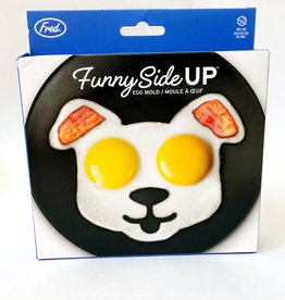 Fred & Friends FUNNY SIDE UP-SKULL - EGG MOLD